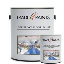2 Pack Epoxy Floor Paint